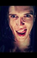 Devil In The Mirror (Andy Biersack Vampire Story) by Condxlences