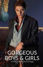 Gorgeous Boys & Girls by wheniwasdreamingg