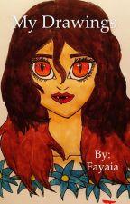 My Drawing Skizzen by Fayaia