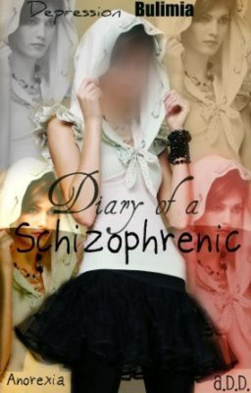 Diary of a Schizophrenic (Maddening Series: Book 1) by gabijaluvs2rite