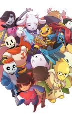 From a other Soul - Tome 1 [FR] Undertale by LennaEternal