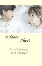[ChanBaek] Balance Sheet by CussonsBaekby