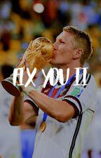 Fix you II - Bastian Schweinsteiger by piqueornothing