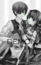 Demon feline (reader x Ciel) by Ginerva29