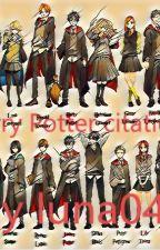 Harry Potter citations  by Luna040