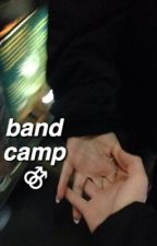 band camp ⚣ ⌜joshler⌟ by sourjoshler