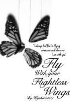 Fly With Your Flightless Wings (Jungkook Short Story) by Kyukie2507