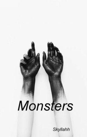 Monsters by skyllahh