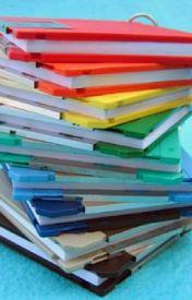 Notebooks of Poetry by EttheJett