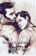 Destiny begins with us. ~ Derek & Stiles  by AiSterek