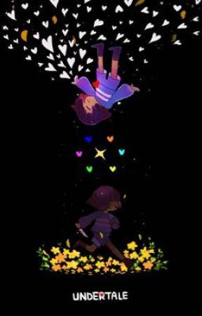 My Undertales (slow and random updates) by AmakoKaiyo
