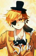 Sick. [BillCipher] by Xx_BindyCipher_xX
