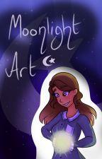 Moonlight Art by Yaluii