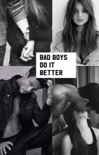 Bad Boys Do It Better // CD Fanfic by migolivia