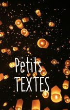 Petits Textes by JoKirL