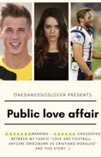 A very public affair - Erik Durm vs Julian Edelman fanfiction by OneDand5soslover