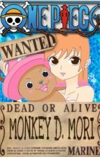 Monkey D. Mori by OnePieceForever