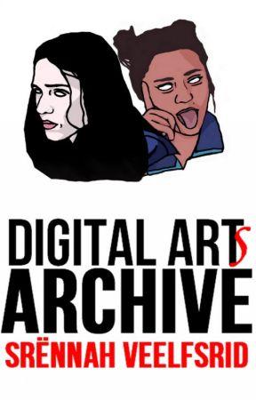 DIGITAL ARTs ARCHIVE by HannersVersefield
