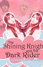 The Shining Knight and The Dark Rider by jooee-yoonyul