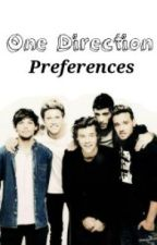 One Direction Preferences ♥ by Jule_Brooks