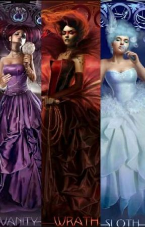 Sin Series by BrittanyJRosario