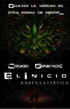 Código Genético - Libro 1 #IndependentHeroesAwards by rubencaterpila