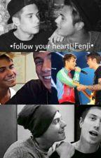 •follow your heart  Fenji• by BernabeiAnna
