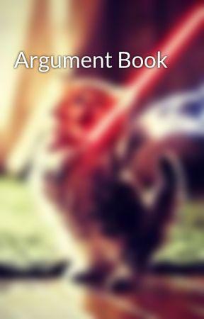Argument Book by LieutenantofArtemis