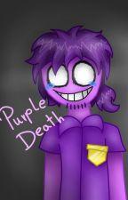 Purple Death | Vincent by AsrielXD
