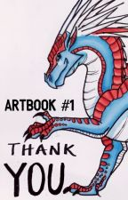 🌟THANK YOU🌟         Artbook #1 by Stellar_Doodles