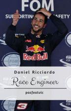 Race Engineer - Daniel Ricciardo by pasfeatvic