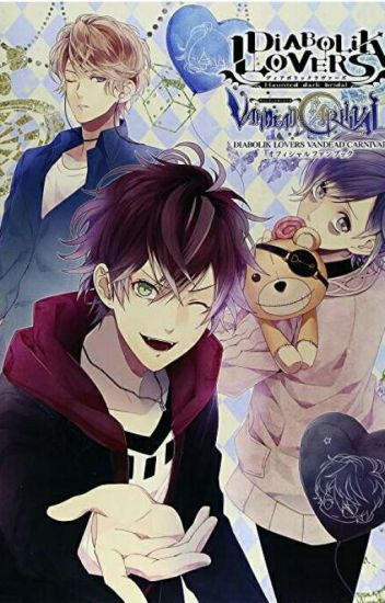 diabolik lovers x reader - Mark wood - Wattpad