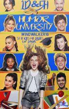 1D & 5H HUMOR UNIVERSITY  by WindWalker16
