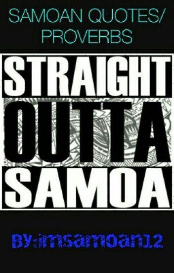 Samoan quotes/proverbs - 😍🇦🇸 - Wattpad