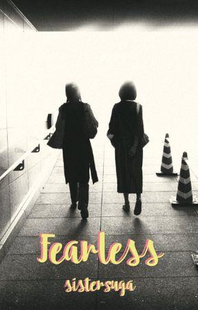 Fearless  by saigevangogh