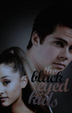 The Black Eyed Kids | Stiles Stilinski by kinusaaa