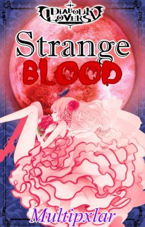 Strange Blood |Diabolik Lovers||PRÓXIMAMENTE| by Multipxlar
