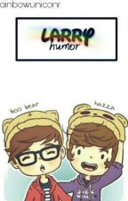 Humor Larry♥ by rainbowuniconr