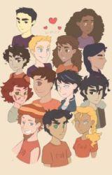 Heroes of Olympus at Disneyland  by 5Harminazor