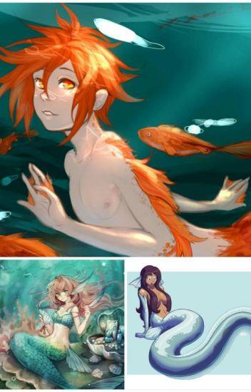 Mermaid, Hogwarts, Magic!? Oh My! - Suga_Suga - Wattpad