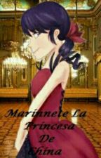 Marinette la princesa de China by SofiaCataldo14