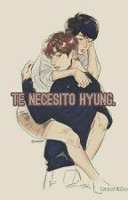 Te necesito hyung..☁ «Jikook» by 8AgustD-Boy