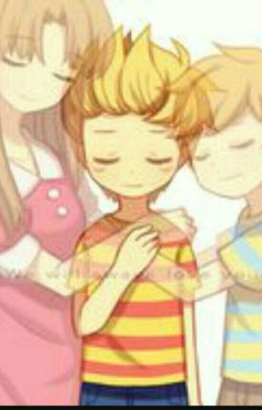 Mother 3 oneshots! (REQUESTS CLOSED) - (Lucas x Reader) Hot spring