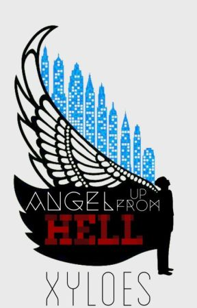 Angel up from hell by Addixxon