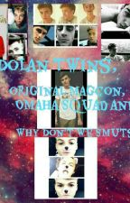 Original Magcon, Dolan Twin and Omaha Squad Smuts by dolananddallasgirl