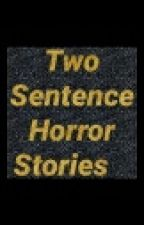 Two Sentence Horror Stories by MiscalPixelStudios
