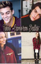 Twins + Cameron Dallas  by guero54435