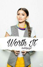 Worth It | André Harris by katelyngil