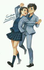 Gotham Academy, Damian Wayne  by -ChicaWayne-