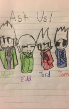 Ask Eddsworld Crew -3- by jewlepawz_159